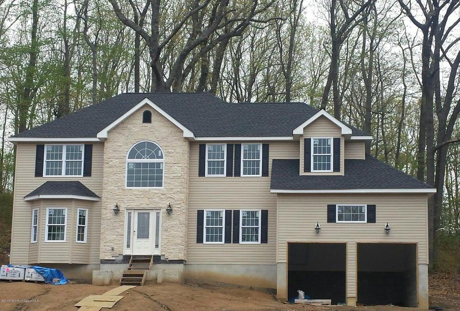 Casa Unifamiliar por un Venta en 530a Craig Road Manalapan, Nueva Jersey 07726 Estados Unidos