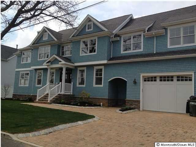 Single Family Home for Sale at 443 Driveway Oceanport, New Jersey 07757 United States