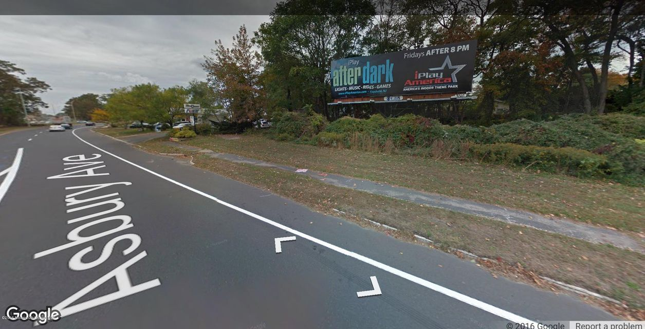Land for Sale at 719 Asbury Avenue Asbury Park, New Jersey 07712 United States