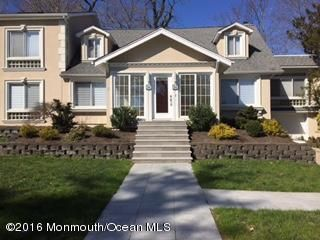 Single Family Home for Sale at 2 Pleasant Place Deal, New Jersey 07723 United States