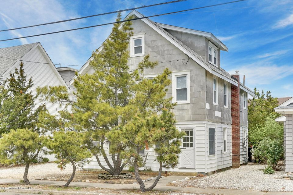 Single Family Home for Sale at 48 8th Avenue Seaside Park, New Jersey 08752 United States