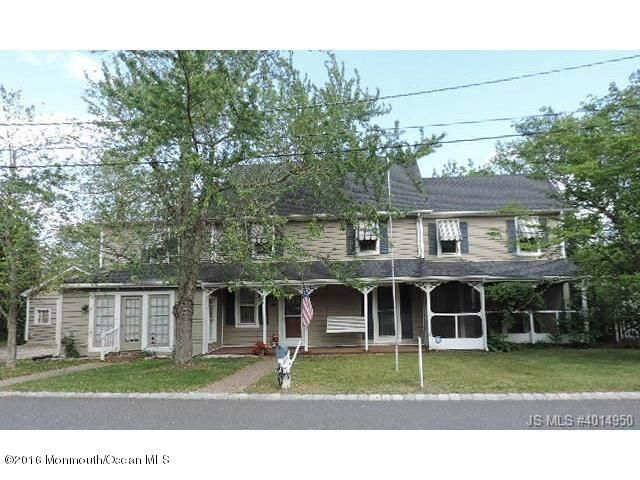 Single Family Home for Sale at 106 Railroad Avenue Barnegat, New Jersey 08005 United States
