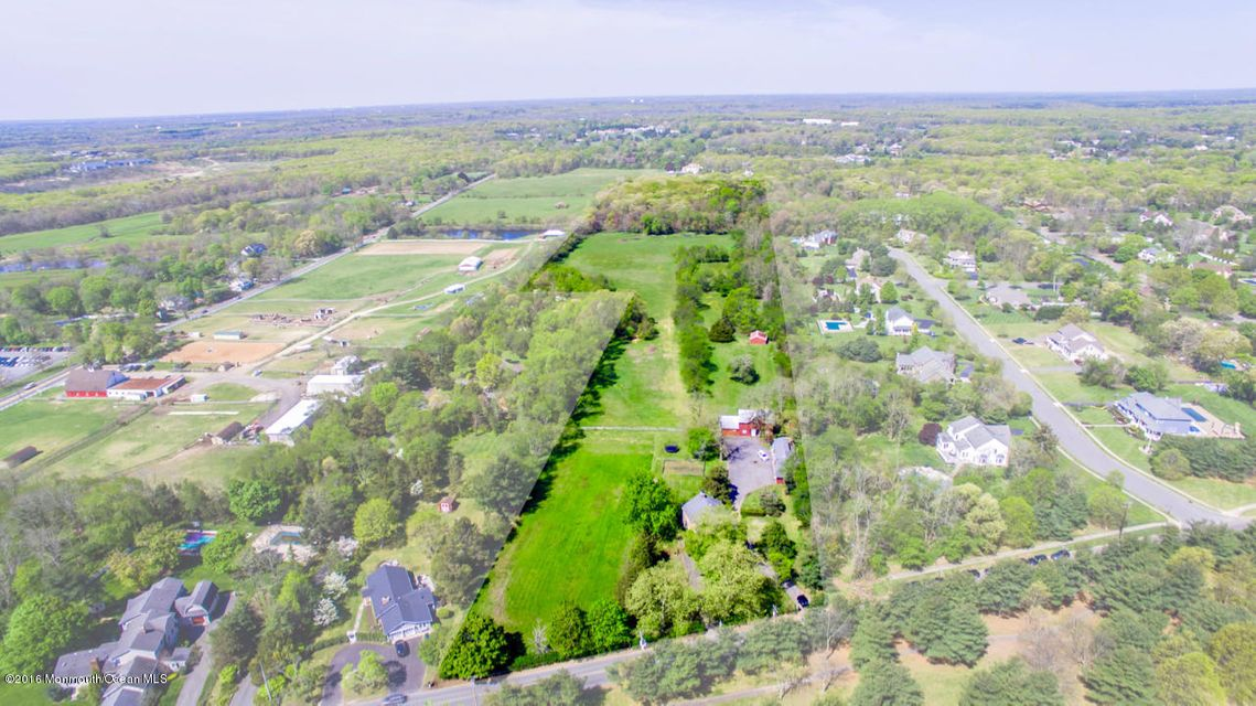 Land for Sale at 1923 Baileys Corner Road Wall, New Jersey 07719 United States
