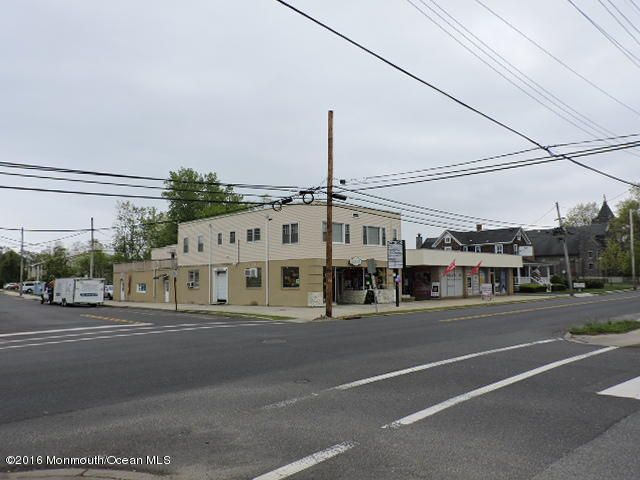 Commercial for Sale at 56 Union Avenue Manasquan, 08736 United States
