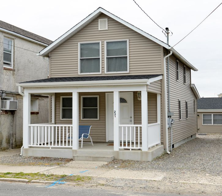 Multi-Family Home for Sale at 231 1st Avenue Manasquan, New Jersey 08736 United States
