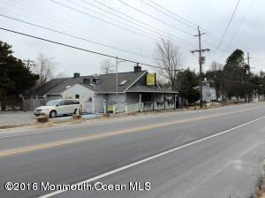 Commercial pour l Vente à 507 Main Street West Creek, New Jersey 08092 États-Unis