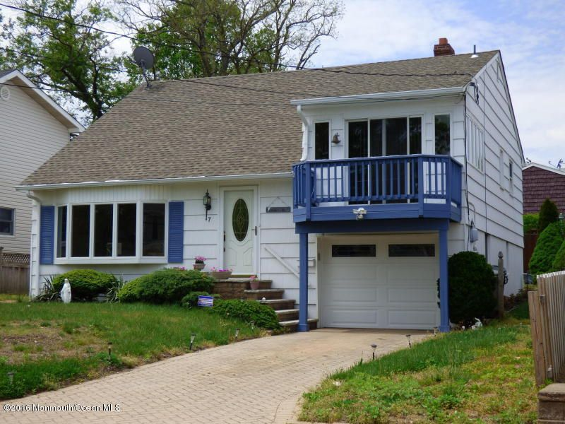 Single Family Home for Sale at 7 Leonard Avenue Leonardo, New Jersey 07737 United States