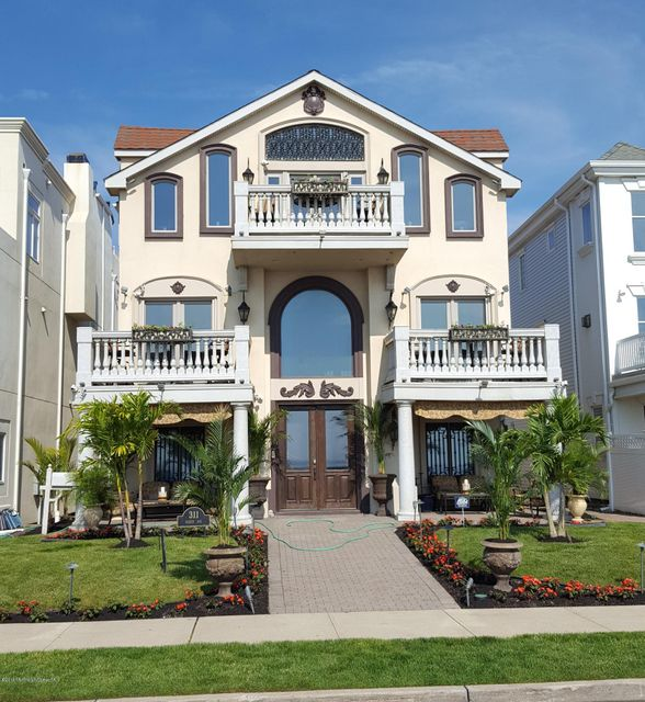 Single Family Home for Sale at 311 Ocean Avenue Belmar, New Jersey 07719 United States