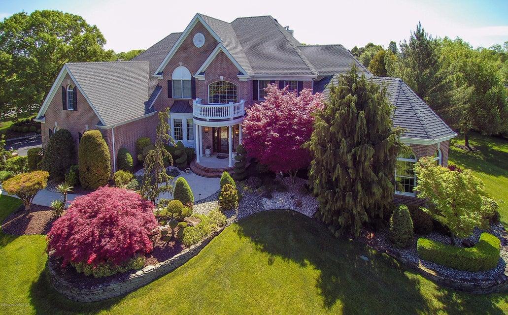 Maison unifamiliale pour l Vente à 33 Millennium Drive Columbus, New Jersey 08022 États-Unis