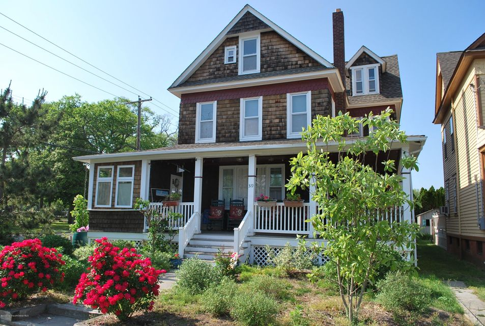 Casa Unifamiliar por un Venta en 319 Forman Avenue Point Pleasant Beach, Nueva Jersey 08742 Estados Unidos