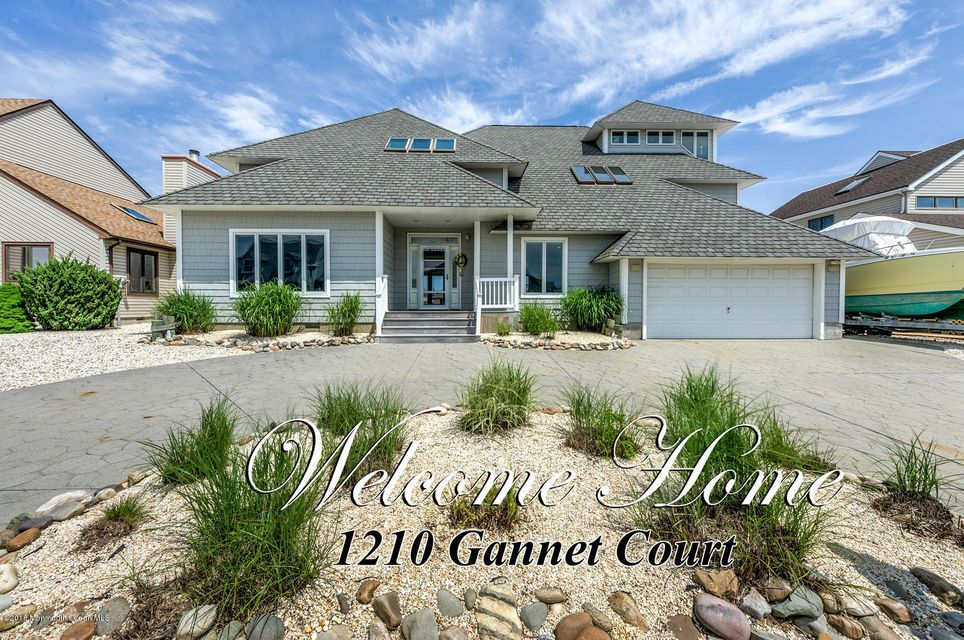Single Family Home for Sale at 1210 Gannet Court Forked River, 08731 United States