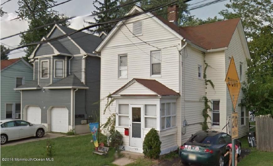 Single Family Home for Sale at 49 Church Street Matawan, New Jersey 07747 United States