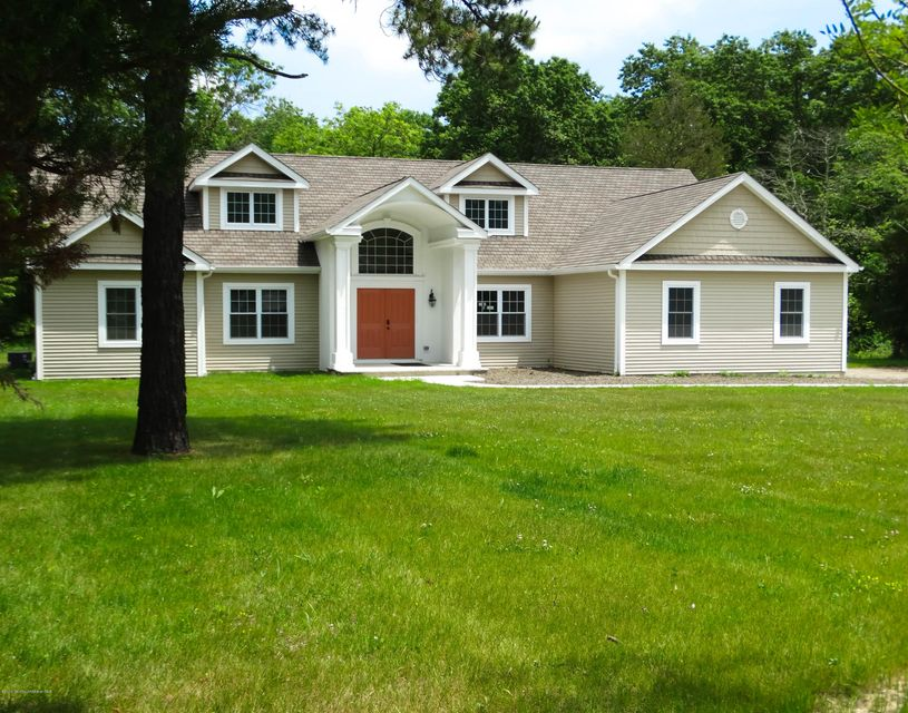Single Family Home for Sale at 1871 Old Freehold Road Toms River, New Jersey 08755 United States
