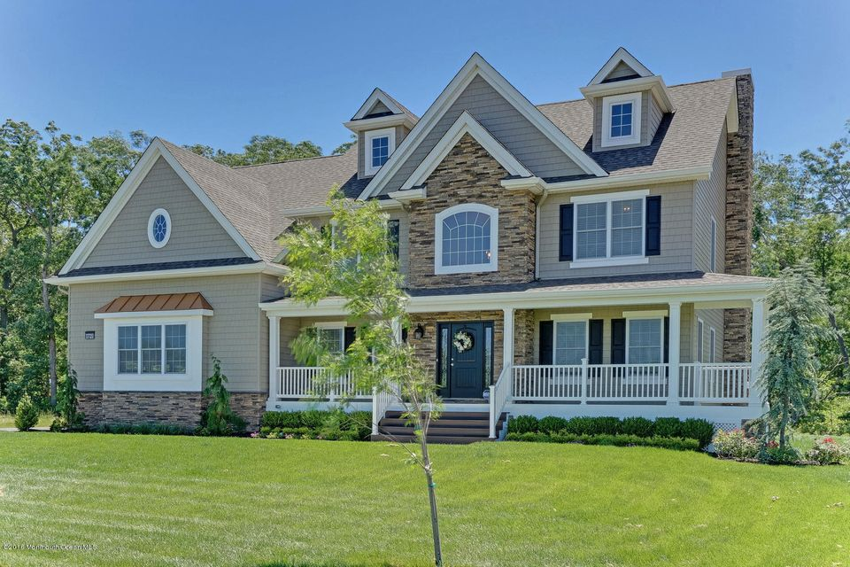 Maison unifamiliale pour l Vente à 1424 Anthony Court Toms River, New Jersey 08757 États-Unis