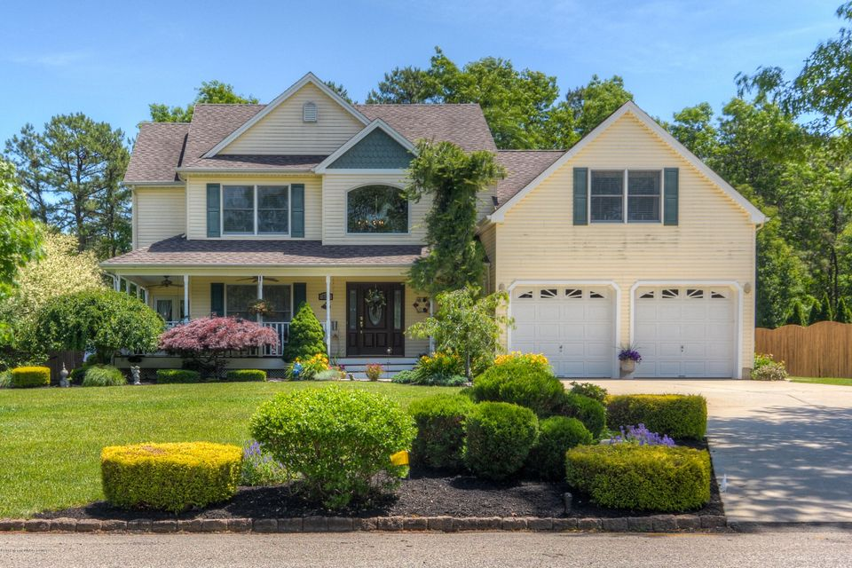 Single Family Home for Sale at 339 Hoover Avenue Bayville, New Jersey 08721 United States