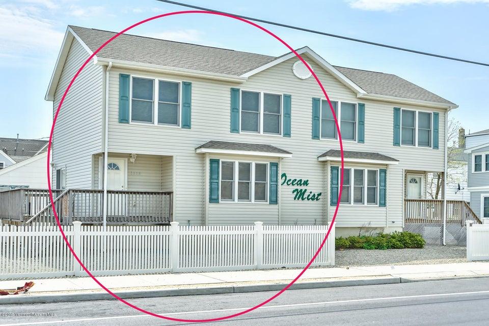 Appartement en copropriété pour l Vente à 1114 Central Avenue Seaside Park, New Jersey 08752 États-Unis