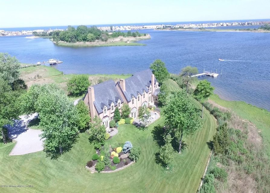 Single Family Home for Sale at 20 Avenue Of Two Rivers Rumson, 07760 United States
