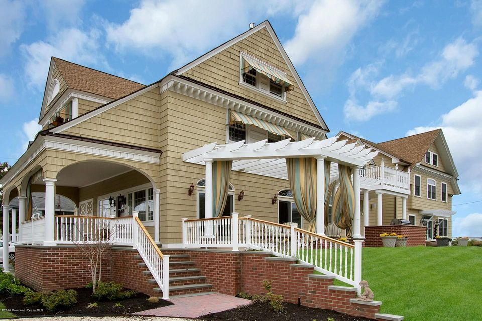 Single Family Home for Sale at 43 Seaview Avenue Monmouth Beach, New Jersey 07750 United States