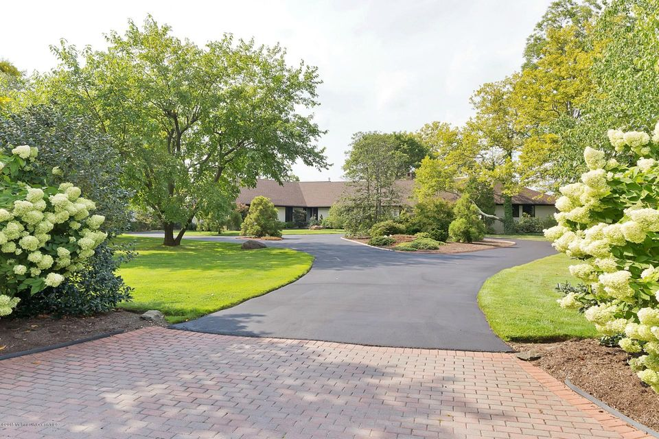 Single Family Home for Sale at 49 Gooseneck Point Road Oceanport, New Jersey 07757 United States