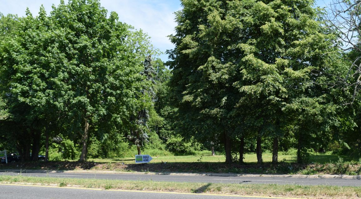 Land for Sale at 233 Cedar Avenue Long Branch, New Jersey 07740 United States