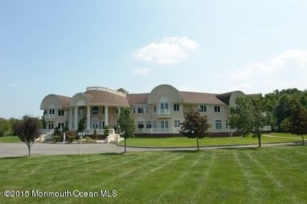 Single Family Home for Sale at 93 Five Points Road Colts Neck, New Jersey 07722 United States