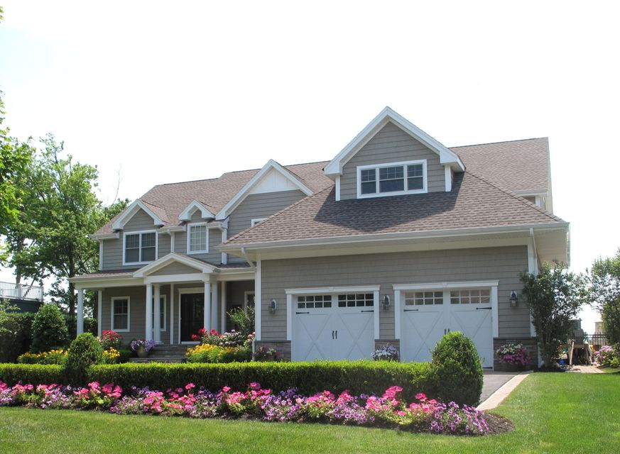 Single Family Home for Sale at 60 Seneca Place Oceanport, New Jersey 07757 United States