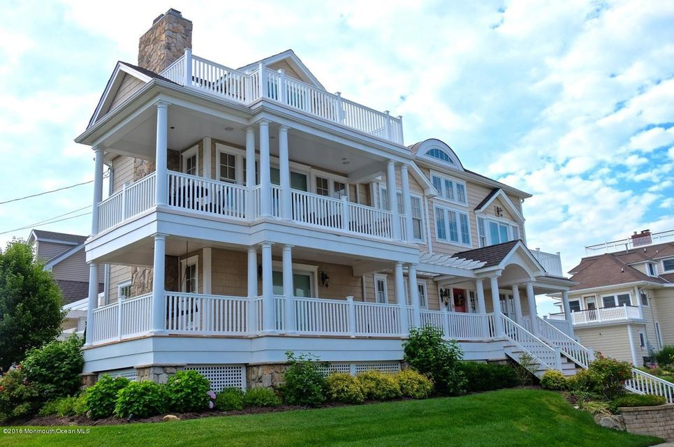 Single Family Home for Sale at 200 7th Avenue Belmar, New Jersey 07719 United States