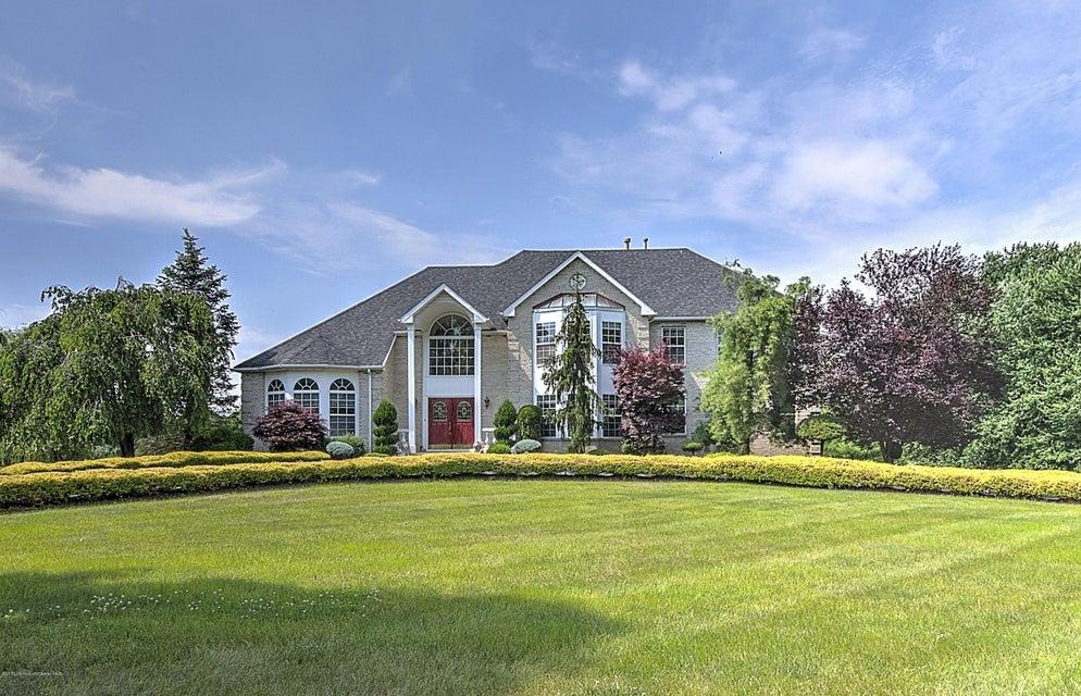 Casa Unifamiliar por un Venta en 7 Gaston Mill Court Millstone, Nueva Jersey 08535 Estados Unidos
