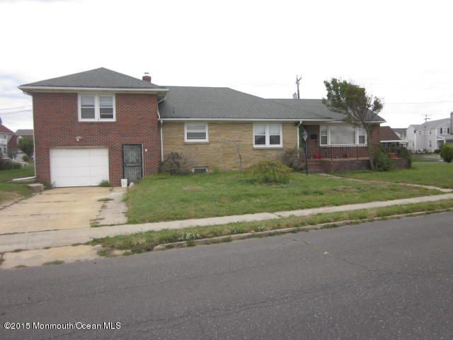 Single Family Home for Sale at 200 Bradley Boulevard Bradley Beach, New Jersey 07720 United States