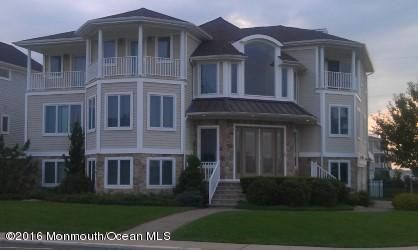 Single Family Home for Sale at 1484 Ocean Avenue Sea Bright, New Jersey 07760 United States