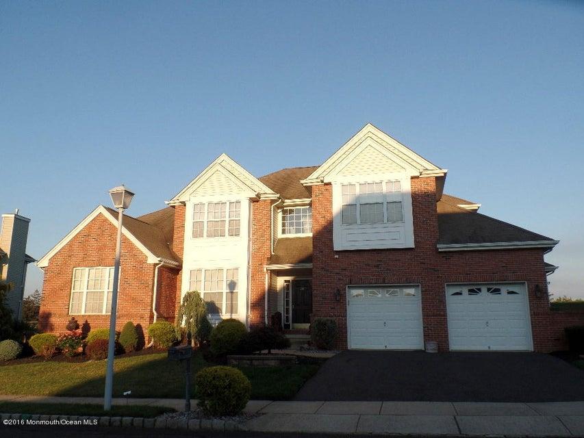Photo of home for sale at 29 Narrows Way Way, Monroe NJ