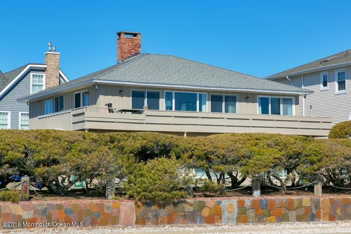 Single Family Home for Sale at 209 Ocean Avenue Sea Girt, New Jersey 08750 United States