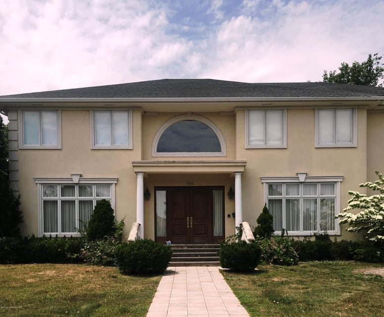 Single Family Home for Sale at 166 Norwood Avenue Deal, New Jersey 07723 United States