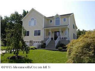 Casa Unifamiliar por un Venta en 2 Flomar Avenue Middletown, Nueva Jersey 07748 Estados Unidos
