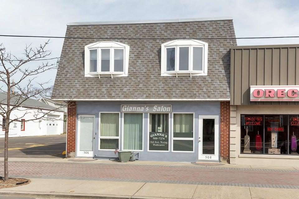Casa Unifamiliar por un Venta en 508 Main Street Avon By The Sea, Nueva Jersey 07717 Estados Unidos