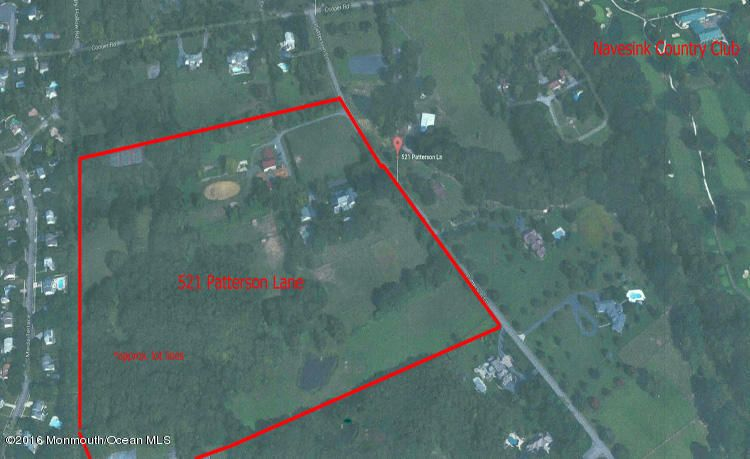 Land for Sale at 521 Patterson Lane Red Bank, 07701 United States