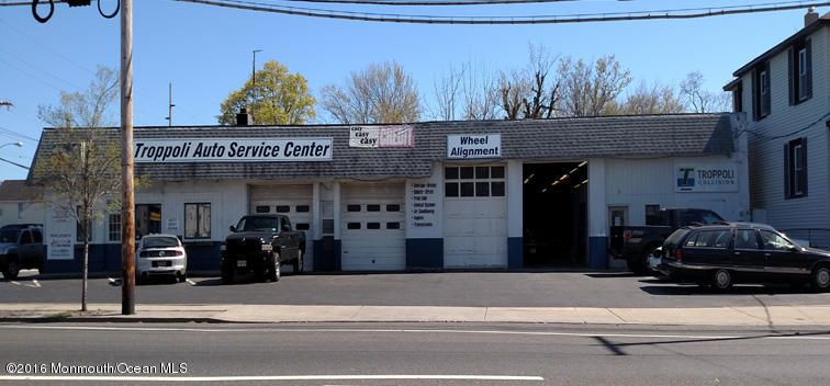 Commercial for Sale at 1300 Corlies Avenue 1300 Corlies Avenue Neptune, New Jersey 07753 United States