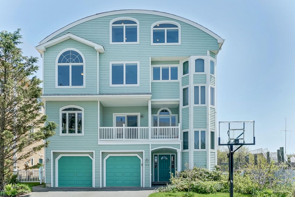 Casa Unifamiliar por un Venta en 1612 Beacon Lane Point Pleasant Beach, Nueva Jersey 08742 Estados Unidos