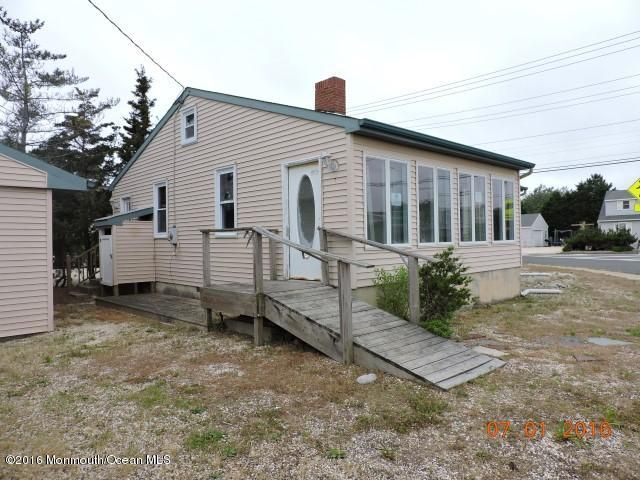 Single Family Home for Sale at 2316 Central Avenue Surf City, New Jersey 08008 United States