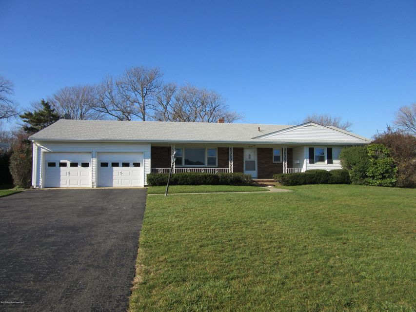 Single Family Home for Sale at 978 Ocean Avenue Long Branch, New Jersey 07740 United States