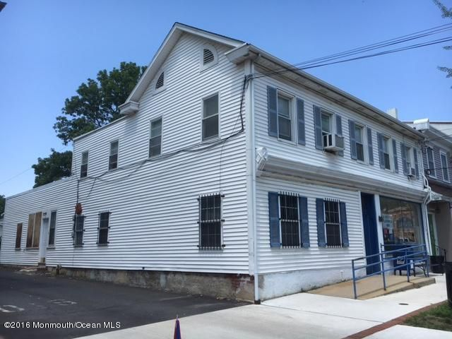 Commercial for Sale at 12 Main Street Allentown, New Jersey 08501 United States