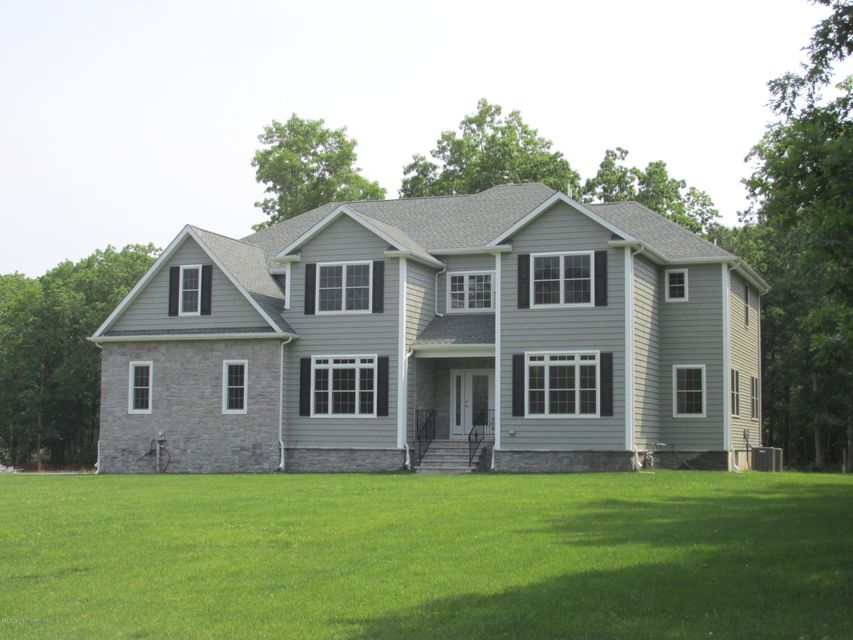Maison unifamiliale pour l Vente à 4 Fagans Run Jackson, New Jersey 08527 États-Unis