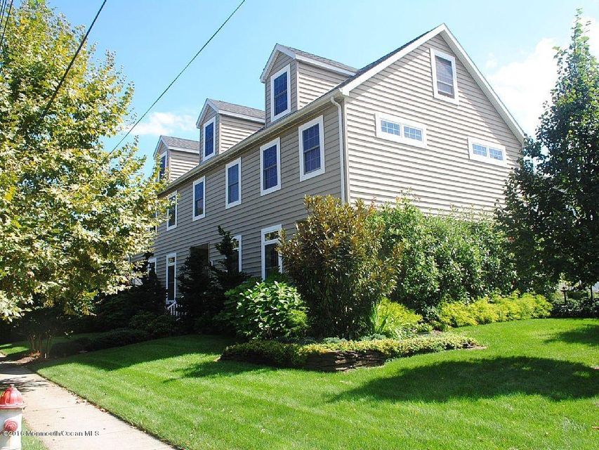 Casa Unifamiliar por un Alquiler en 317 Worthington Avenue Spring Lake, Nueva Jersey 07762 Estados Unidos
