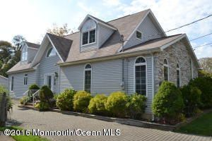 Single Family Home for Sale at 405 Salem Avenue Spring Lake, New Jersey 07762 United States
