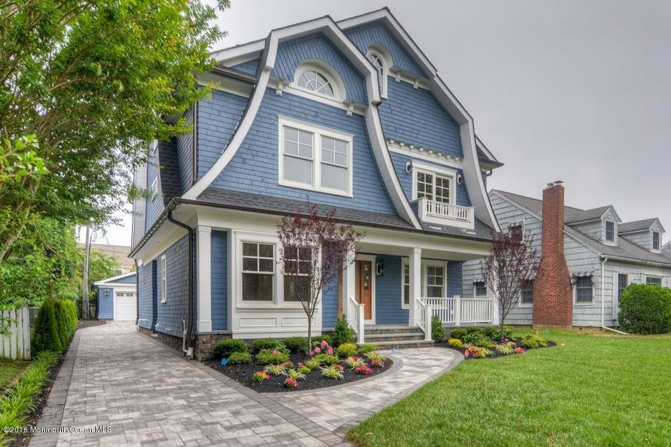 Single Family Home for Sale at 509 Crescent Parkway Sea Girt, New Jersey 08750 United States