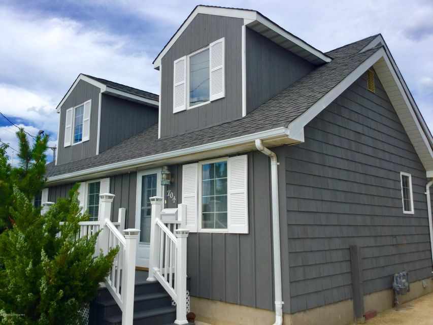 Single Family Home for Sale at 704 Central Avenue Seaside Park, New Jersey 08752 United States