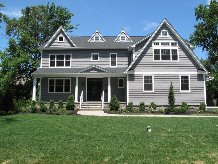 Single Family Home for Sale at 77 Tecumseh Avenue Oceanport, New Jersey 07757 United States