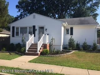 Single Family Home for Sale at 111 Hillside Avenue Neptune City, 07753 United States