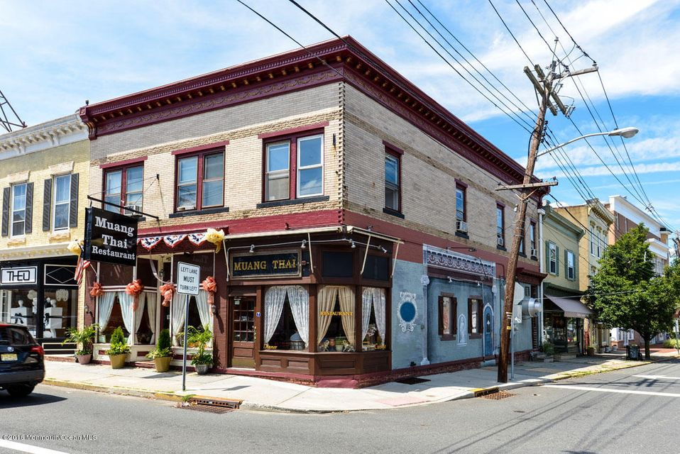 Commercial for Sale at 5 Front Street Red Bank, 07701 United States