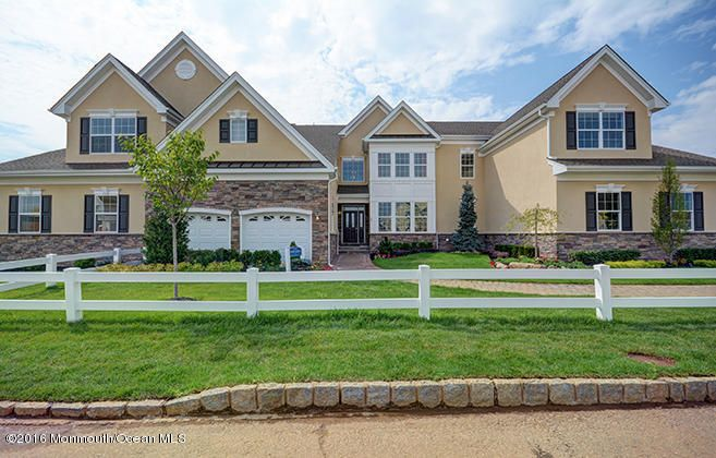 Single Family Home for Sale at 32 Mineral Springs Lane Tinton Falls, New Jersey 07724 United States